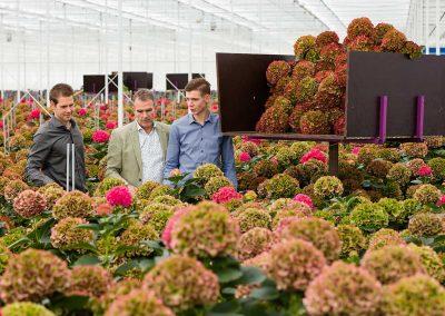 Bob Kouwenhoven: 'Snelle groei van team en vierkante meters'