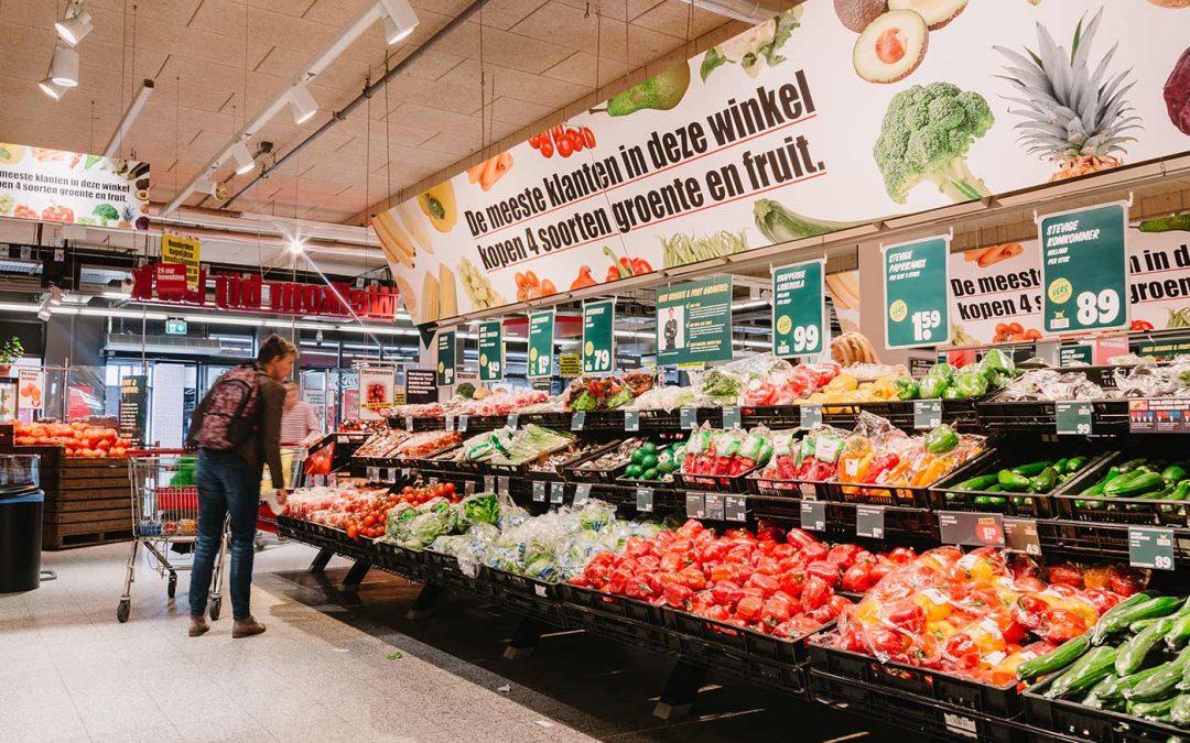 Omzet groenten in supermarkt groeit door kwaliteit én exclusiviteit