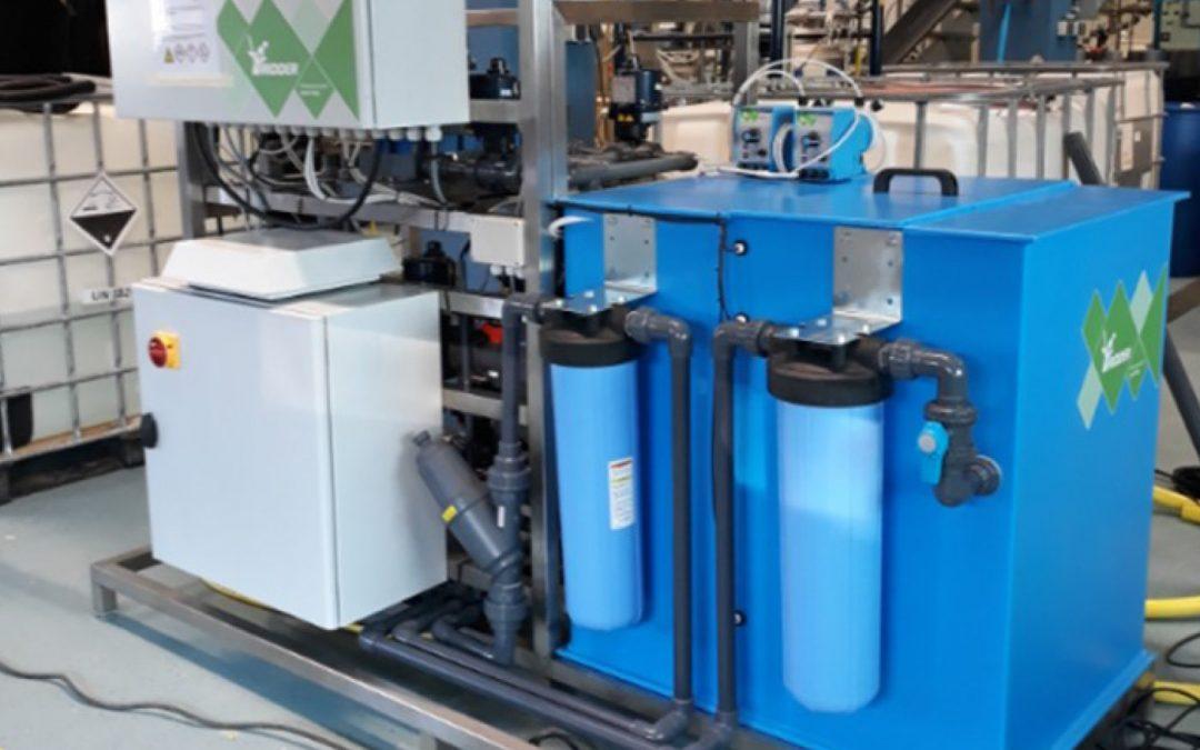 Uitbreiding BZG-lijst waterzuivering met NoNa+ en EcoGreen