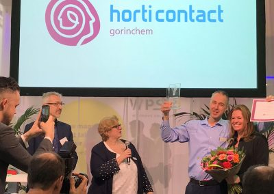 Signify wint 1e HortiContact Innovatie Award