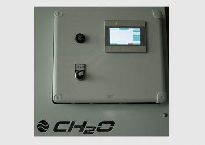 Microdoseersysteem voor waterstofperoxide