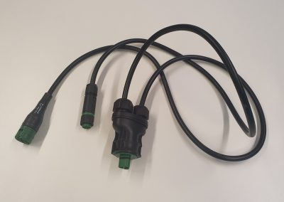 Met nieuwe adapter overschakelen van SON-T naar LED