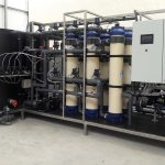Ultrafiltratiesysteem Mienis Waterzuivering