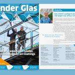 Onder Glas maart voor iedereen gratis online te lezen