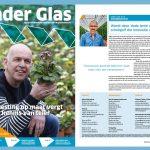 Ook Onder Glas april is voor iedereen gratis online te lezen
