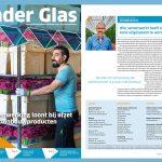 Ook Onder Glas mei is voor iedereen gratis online te lezen
