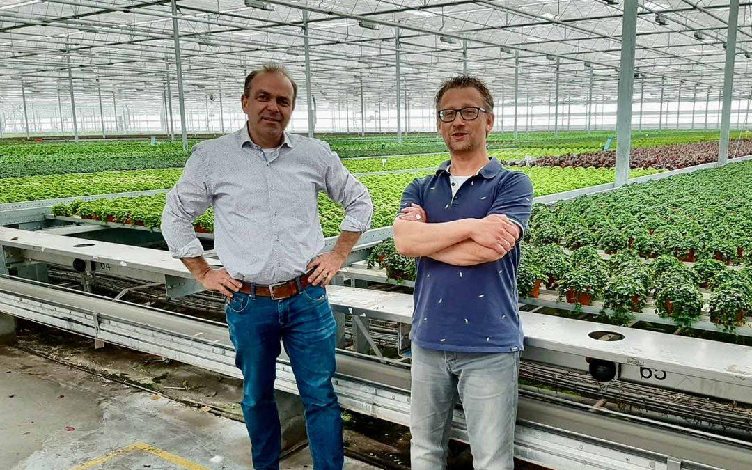 'Ons bedrijf is als een Hof van Eden voor plantenliefhebbers'
