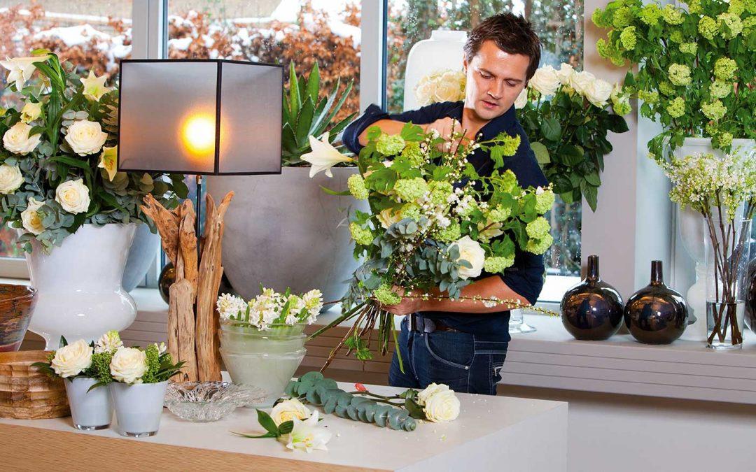 Online bloemenverkoop breekt records door coronacrisis