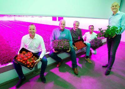 Investeerder stopt € 20 miljoen groeigeld in PlantLab