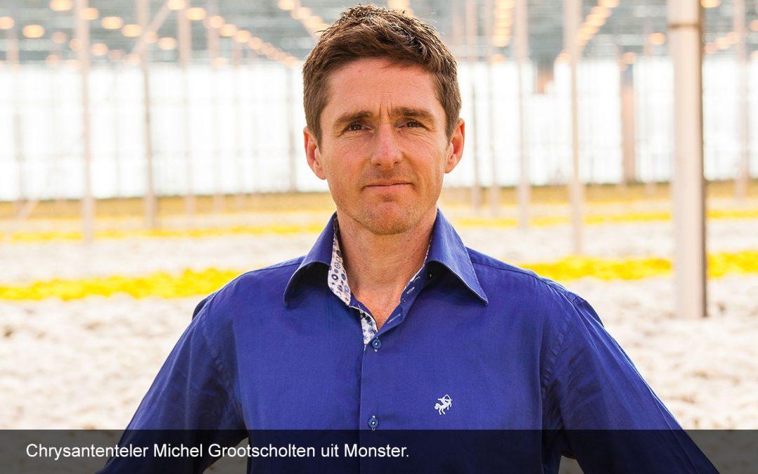 Michel Grootscholten: 'Geïntegreerd telen blijft een uitdaging'