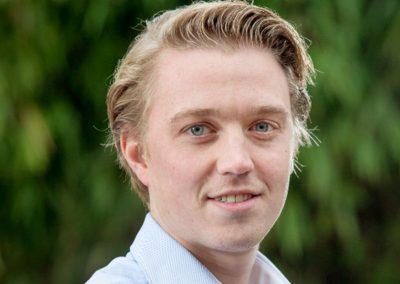 Alexander Formsma nieuwe beleidsspecialist Energie