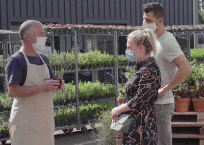 Telerscoöperatie opent bloemenzaak in centrum van Gent