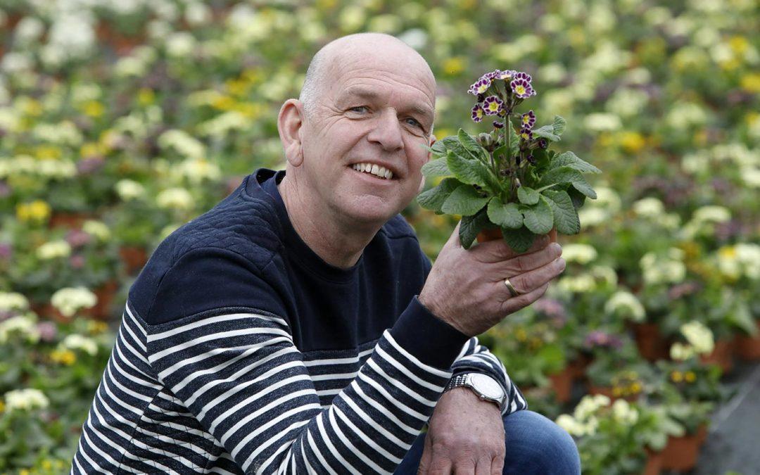 'Met eetbare bloemen bereik je de jonge generatie'
