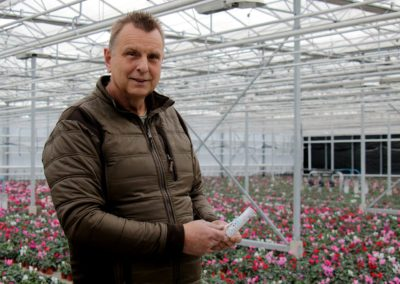 'Minder dan één procent uitvalspercentage in onze potplanten'