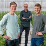 'We zien vele mogelijkheden om te ondernemen in de tuinbouw'