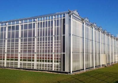 Investeringstool voor tuinbouw productiefaciliteit