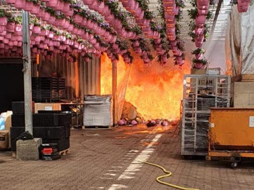 'Dankzij kordaat handelen zijn gevolgen brand beperkt gebleven'
