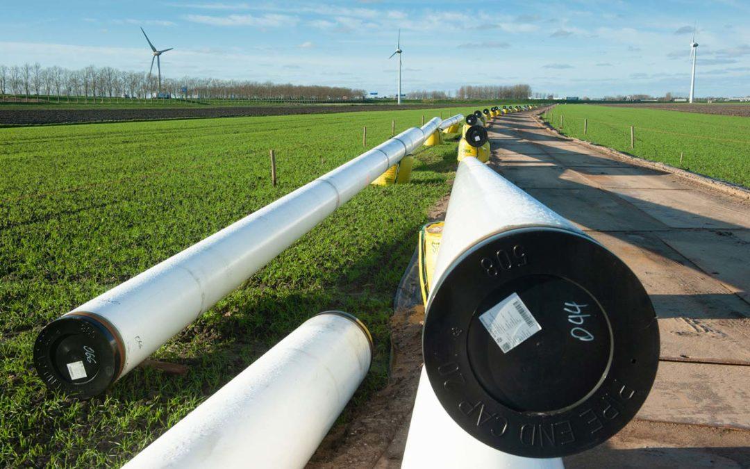 Absurd als Shell-CO2 met subsidie onder zeebodem verdwijnt