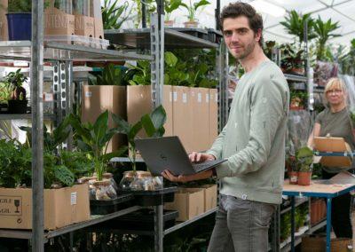 'Hoge verwachtingen, maar concurrentie in onlinekanaal groeit'