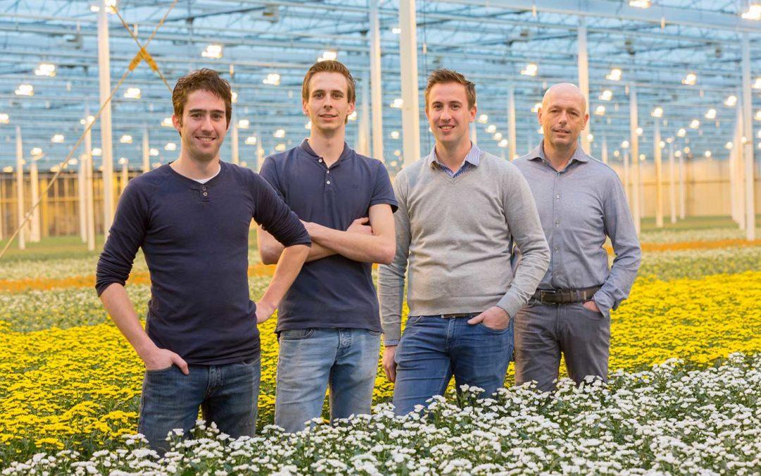 Van Helvoort Company neemt Kwekerij Fleurwijk in Brakel over