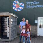 Friese tomatentelers nemen aardbeienkwekerij in Berlikum over